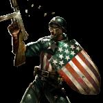 Captain America Render-SigTutorials