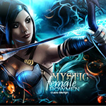 Mystic female bowmen